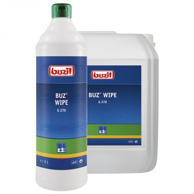 Buzil_G270_buz_wipe