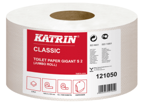 Katrin Papier toaletowy jumbo Katrin Classic Gigant Toilet S2 130
