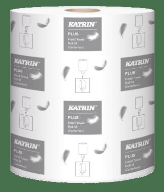 Katrin Ręczniki centralnie dozowane Katrin Plus Hand Towel Roll M2