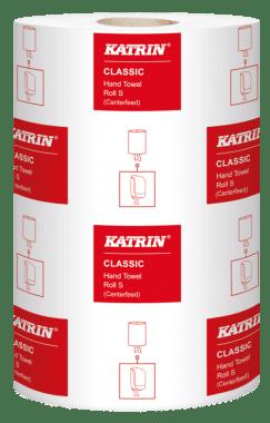 Katrin Ręczniki centralnie dozowane Katrin Classic Hand Towel Roll S2