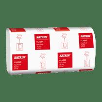 """Katrin Ręczniki papierowe składane """"V"""" Katrin Classic Hand Towel Zig Zag"""
