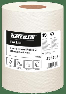 Katrin Ręczniki centralnie dozowane Katrin Basic Hand Towel Roll S2 70
