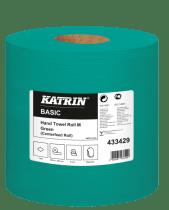 Katrin Ręczniki centralnie dozowane Katrin Basic Hand Towel Roll M 150 Green