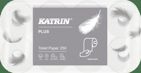 Katrin Papier toaletowy standard Katrin Plus Toilet 250