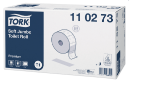 Tork papier toaletowy jumbo miękki Premium