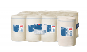 Tork ręcznik papierowy centralnego dozowania do podstawowych zadań 1-warstwowe