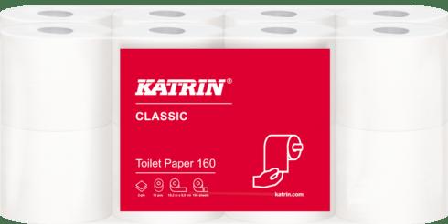 Katrin Papier toaletowy standard Katrin Classic Toilet 160