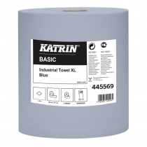 Katrin Czyściwa przemysłowe papierowe Katrin Basic Industrial Towel XL Blue