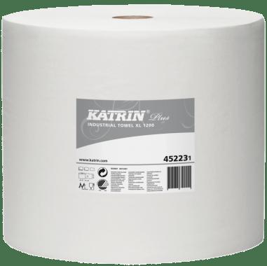 Katrin Czyściwa przemysłowe papierowe Katrin Plus Industrial Towel XL 1200