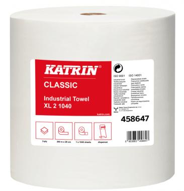 Katrin Czyściwa przemysłowe papierowe Katrin Classic Industrial Towel XL2 930