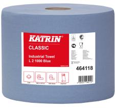 Katrin Czyściwa przemysłowe papierowe Katrin Classic Industrial Towel L2 Blue