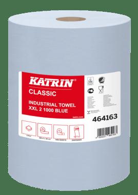 Katrin Czyściwa przemysłowe papierowe Katrin Classic Industrial Towel XXL2 Blue