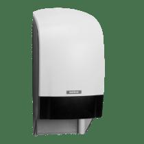 Katrin Dozownik na papier toaletowy jumbo Katrin Inclusive System Toilet Dispenser - White
