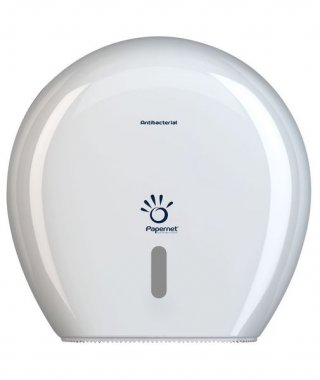 Papernet dozowniki na papier toaletowy Dozownik Antybakteryjny Papier Toaletowy Mini Jumbo