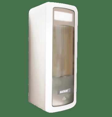 Katrin Dozownik na mydło w płynie Katrin Touchfree Soap Dispenser 500ml - White