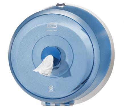 Tork Dozownik na papier toaletowy w roli Tork SmartOne mini