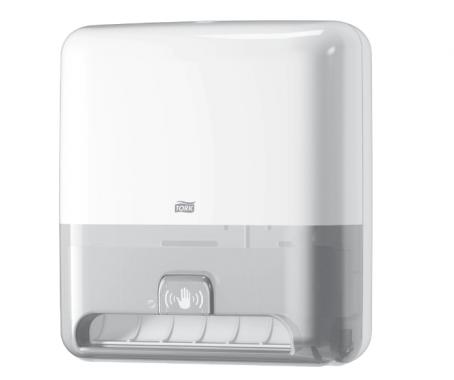 Tork Dozownik do ręczników w roli z sensorem Intuition™ Tork Matic® Biały