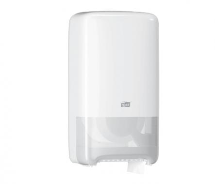 Tork Dozownik na papier toaletowy Mid-size (z automatyczną zmianą rolek