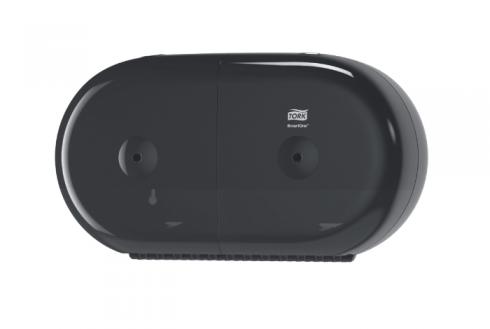 Tork Dozownik na papier toaletowy w roli Tork SmartOne® Twin Mini