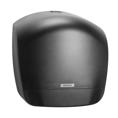 Katrin Dozownik na papier toaletowy jumbo Katrin Inclusive Gigant Toilet L Dispenser - Black