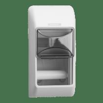 Katrin Dozownik na papier toaletowy standard Katrin Toilet 2-Roll Dispenser - White
