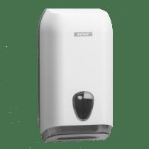 Katrin Dozownik na papier toaletowy standard Katrin Folded Toilet Tissue Dispenser - White
